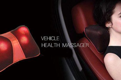 Địa chỉ mua gối massage hồng ngoại Nhật Bản