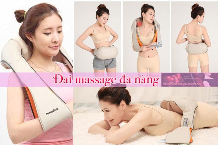 Đai massage hồng ngoại đa năng